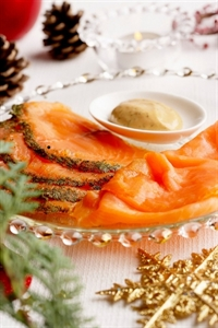 Picture of Gravlax pre-sliced, skinless, size 900-1.300 gr.